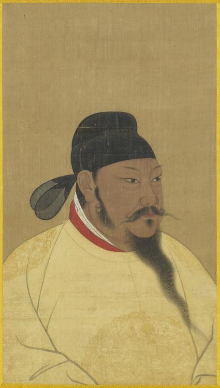 開箱台北故宮系列:凝結帝王容顏,君主寫真畫像潛藏的政治語言