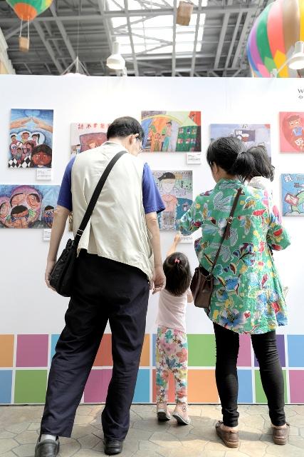 台灣世界展望會「寄養三十 邀您加一」行動