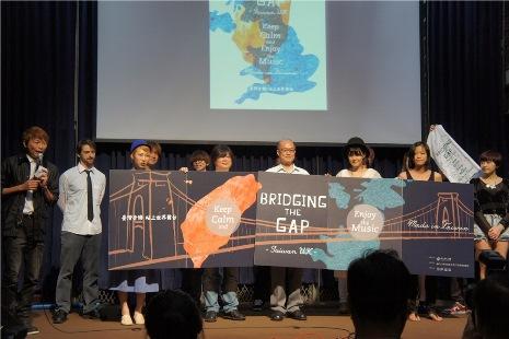 王若琳、女孩與機器人及Go Chic參加英國Glastonbury Festival