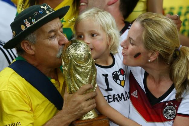 從本屆世足賽東道主巴西對戰德國慘敗說起…………….