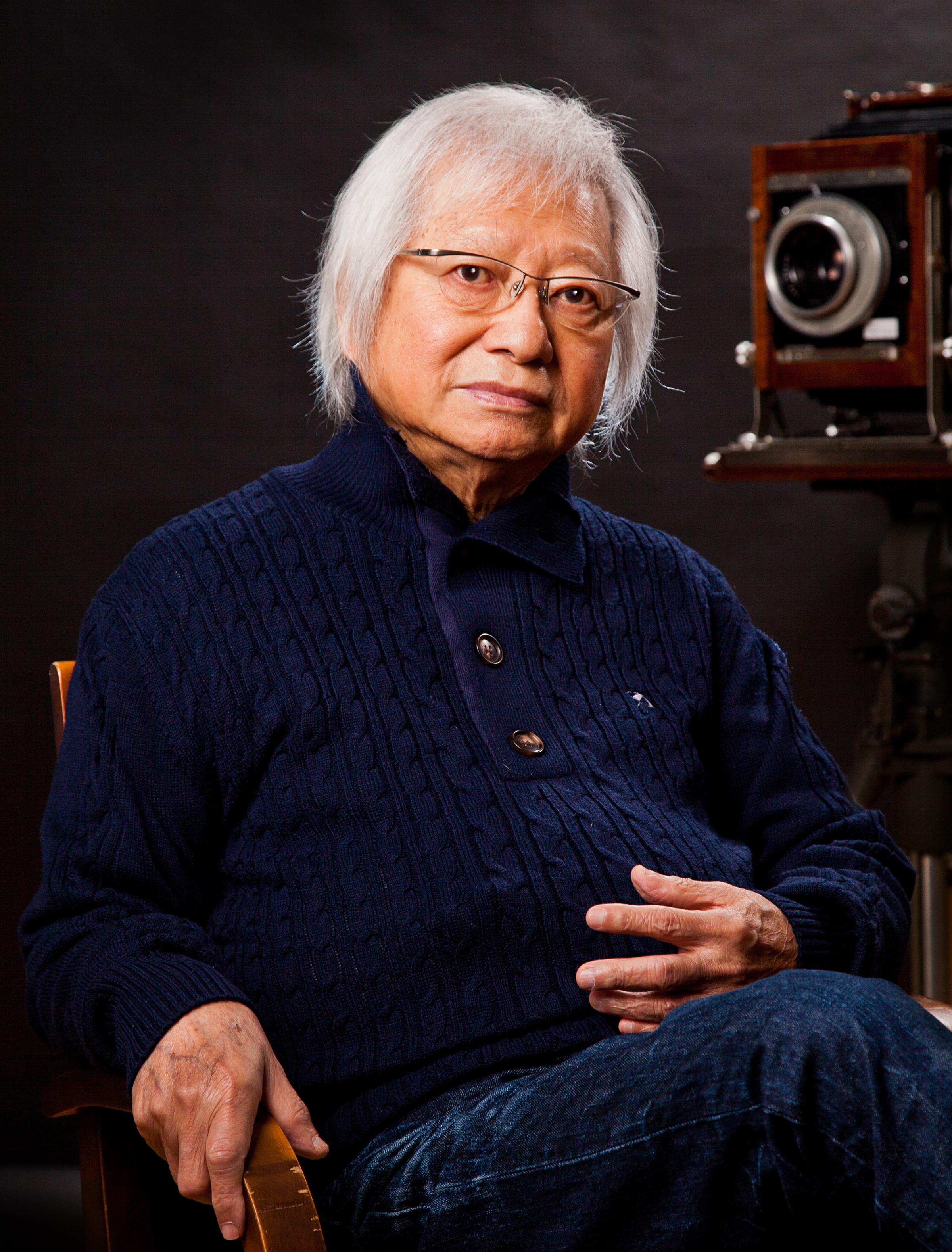 82歲的柯錫杰 拿起相機就只有28歲