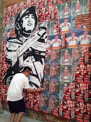 北韓的神秘  盡在高雄駁二特區