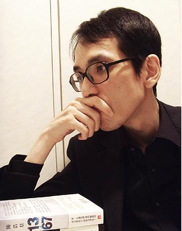 陳浩基--賭博一樣的寫作人生