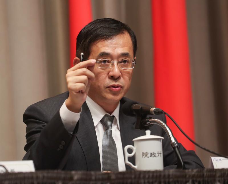 教部次長出訪馬國宣傳台灣學術自由