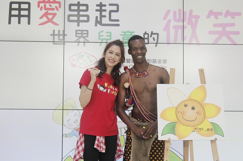 ※家扶認養外交30年 9兒少與台灣爸媽相見