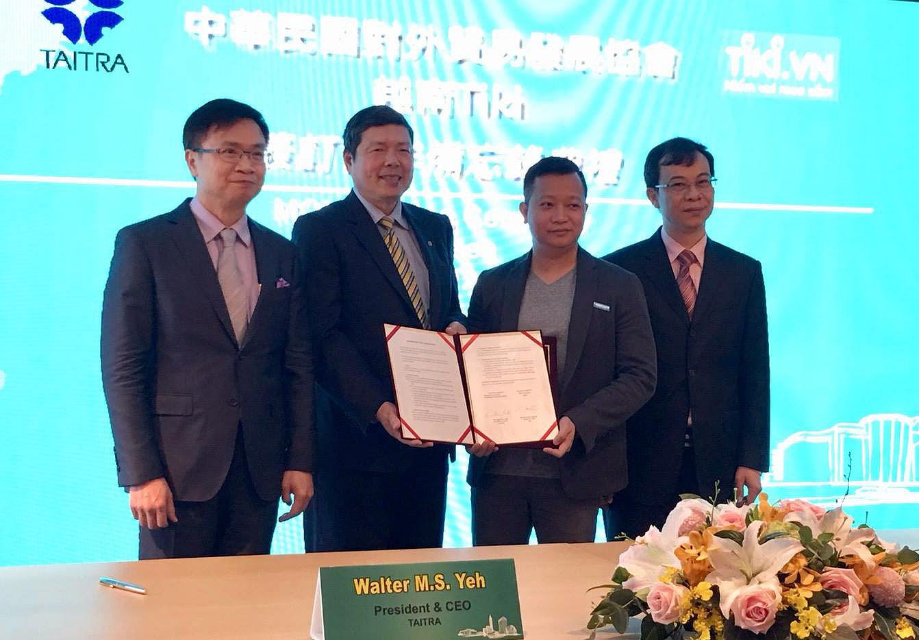 ※貿協攜越南電商設台灣館 前進越南內需市場
