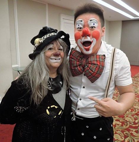 就愛當小丑 小丑king king在美國奪獎