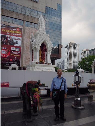 黃宇聽友的曼谷旅遊