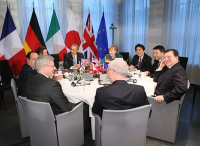 G8剔除俄羅斯 制裁效果有限