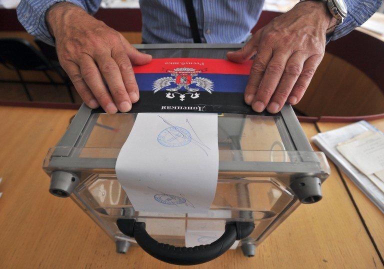 烏東公投打臉 烏克蘭大選內憂外患