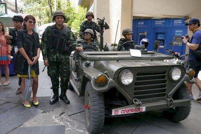 泰國政爭綿延 政變演成既定模式