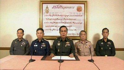 政變政爭重複上演 泰國陷惡性循環