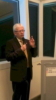 歐洲駐台代表訪談系列二:紀克禮看台灣