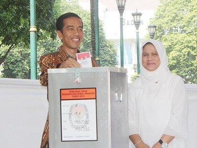 印尼大選─改革與傳統勢力的對決