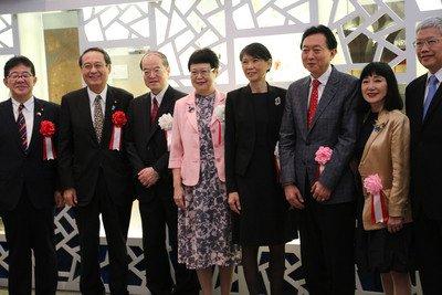 總統夫人訪日 台日文化交流可望「官方化」