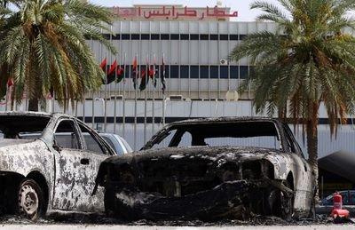 利比亞政局動盪 北非情勢詭譎