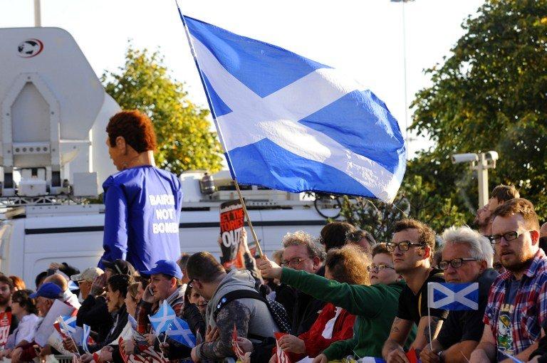 蘇格蘭獨立公投 衝擊英歐政經發展