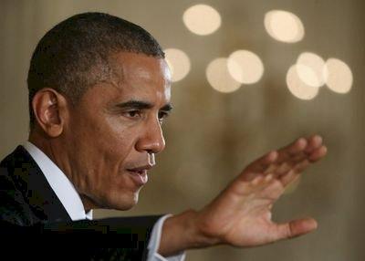 反暴力 歐巴馬:和平示威參與投票才是改變正途