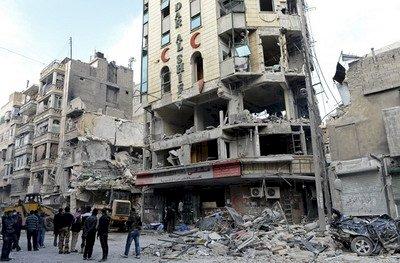 烽火4年 敘利亞內戰仍不見盡頭