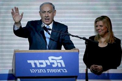 以色列大選 尼坦雅胡驚險連任