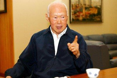 強人李光耀 打造新加坡傳奇