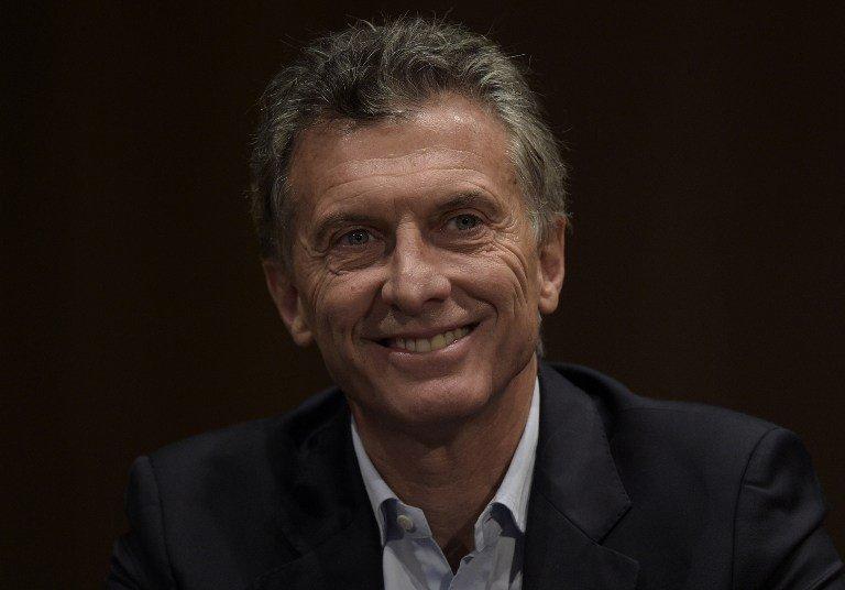 阿根廷總統大選在即 馬克里盼扭轉情勢