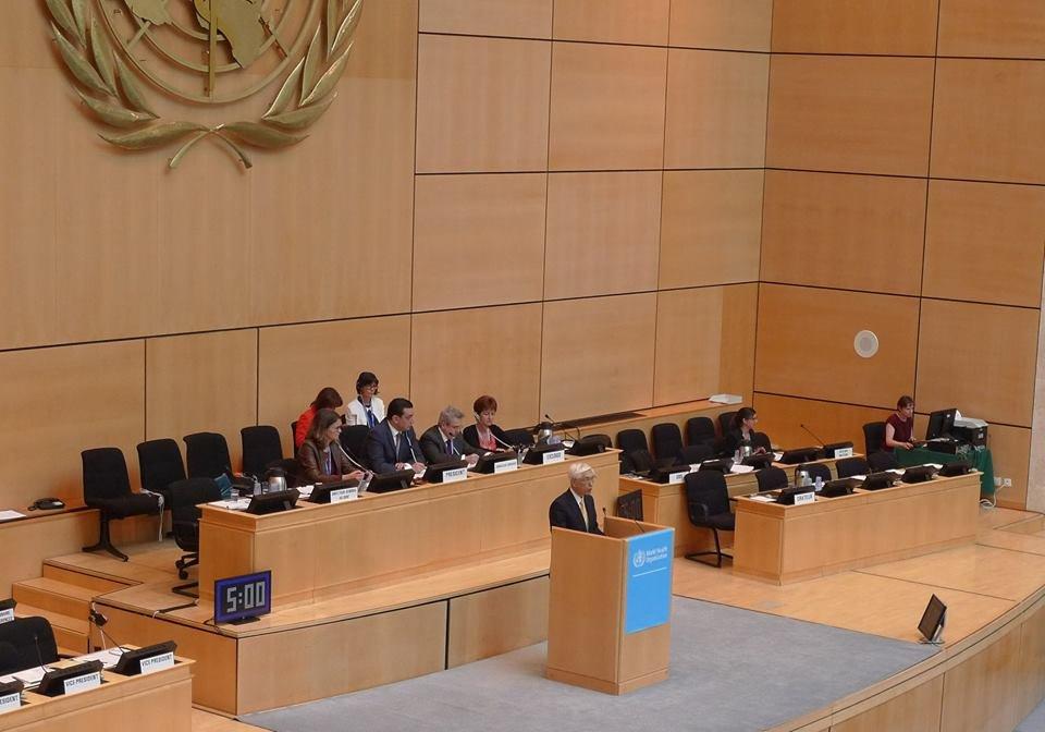 德國:與其它國家 共同支持台灣參與WHA
