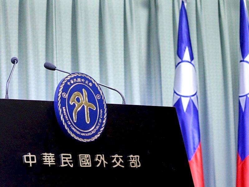 台美防疫合作 外交部:符合互助雙贏原則