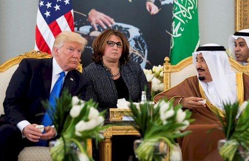 沙國找川普談中東 盼達成巴勒斯坦和平協議