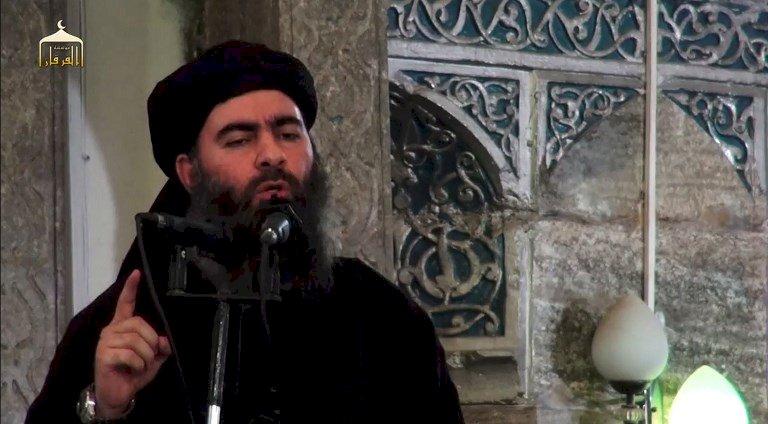 敘組織:美軍直昇機垂降戰士 獵殺巴格達迪