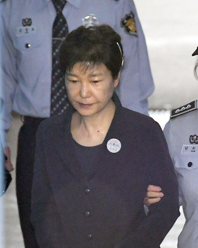 青瓦台:朴槿惠曾計畫戒嚴 坦克鎮壓集會