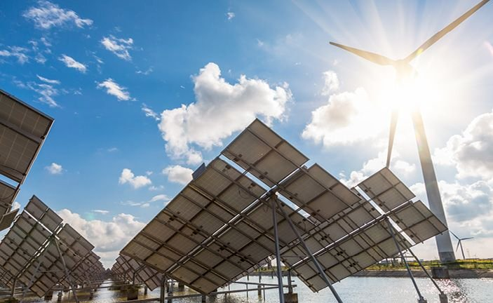 2020再生能源增長快速 打破近20年紀錄