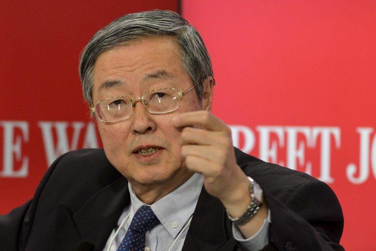 周小川:中國年輕人儲蓄下降 過度消費令人擔心