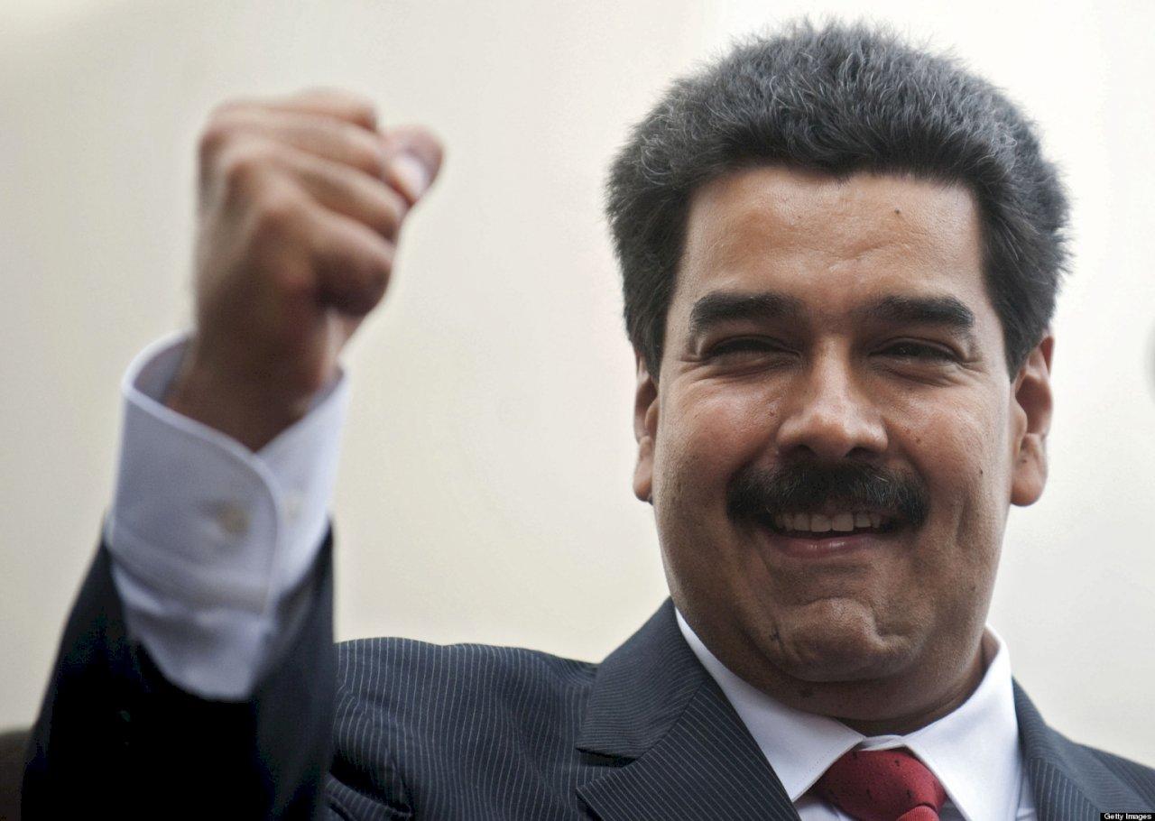 遭美控販毒以來首次出訪 委總統抵墨西哥