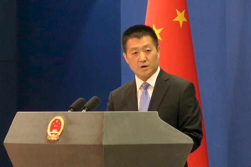 陸慷:軍事手段非朝鮮半島問題選項
