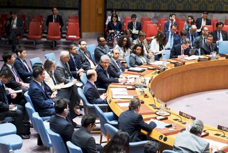 安理會制裁葉門草案 出現英俄對抗2版本