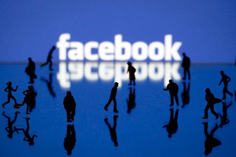 臉書標記國營媒體 中國外交部籲勿政治化