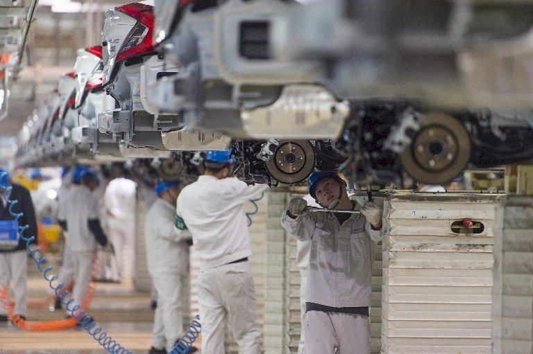 中國小汽車突破2億輛 新能源車年增百萬輛