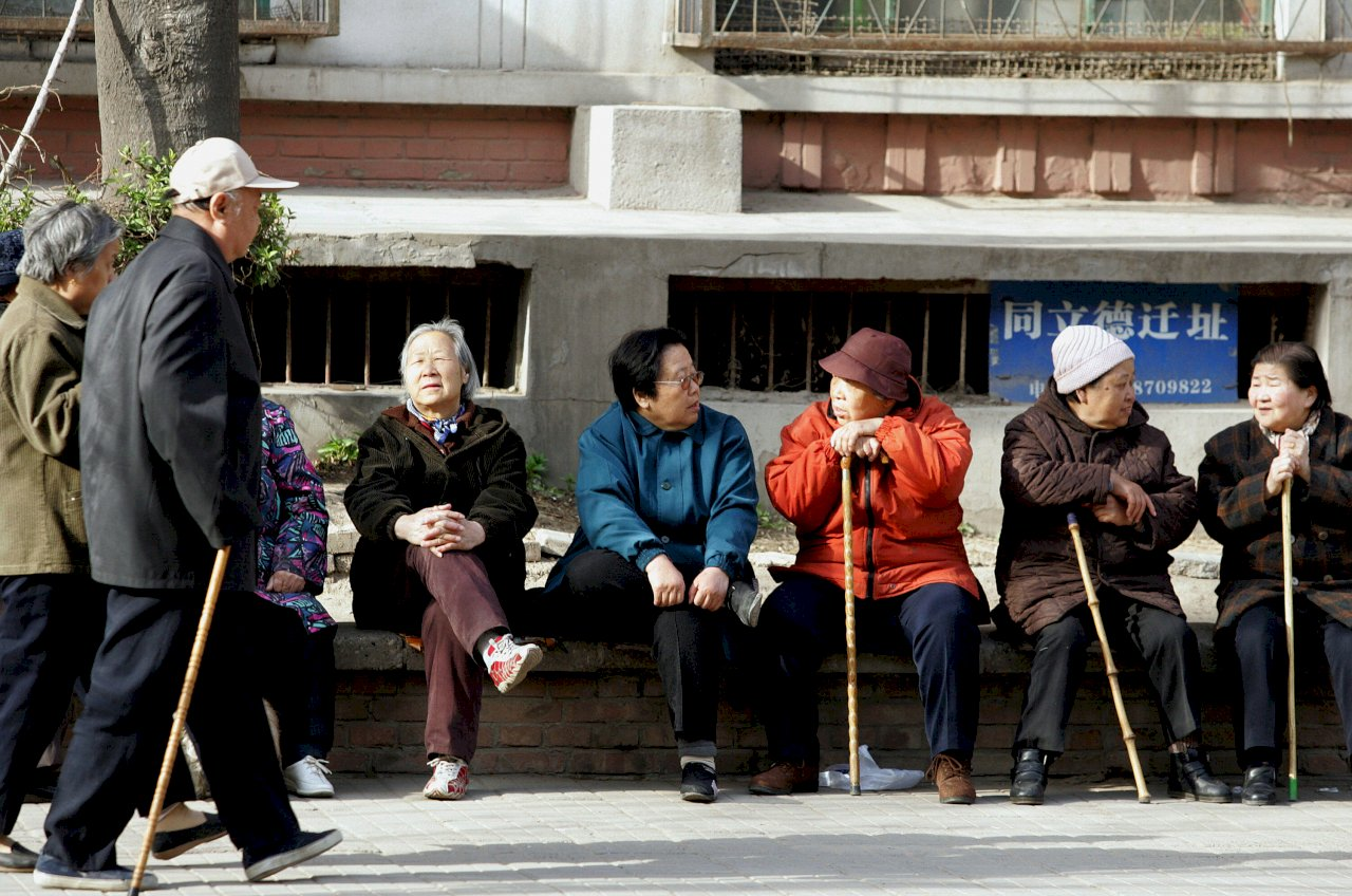 中國人口危機 養老問題比日本嚴峻