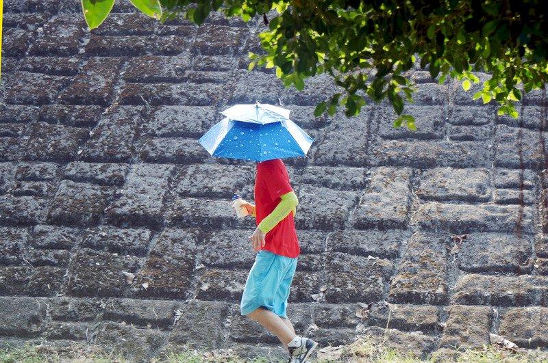 谷超颱風後續影響 中南部台東外島短暫雨