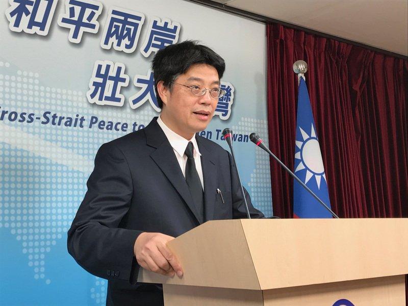 陸委會:主流民意與國際社會肯定我兩岸政策