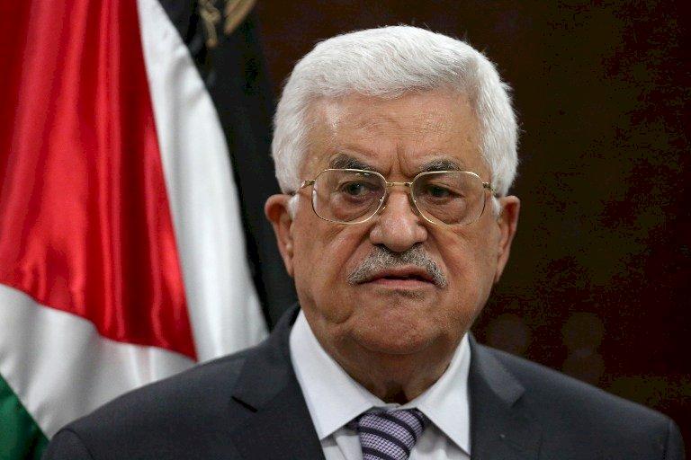 加薩衝突 阿巴斯譴責以色列
