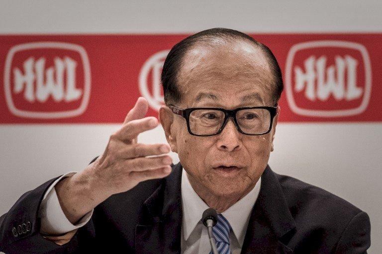 李嘉誠預期 2019年全球經濟更差
