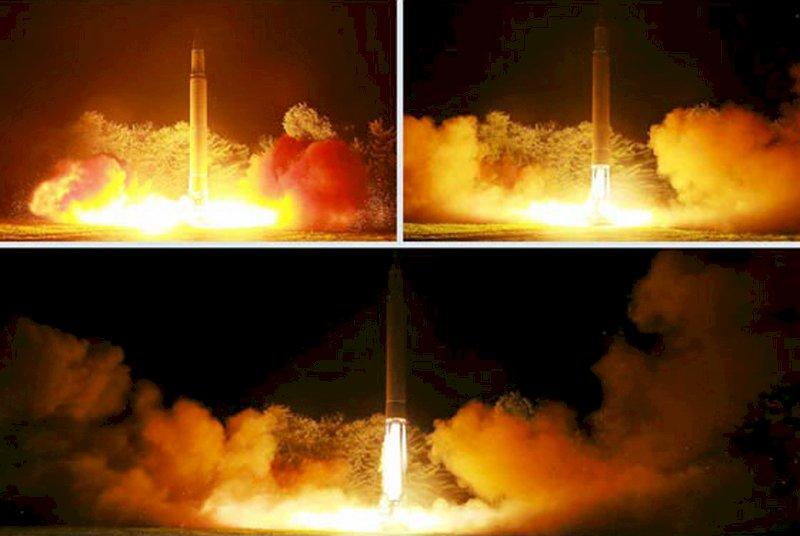 人民飢寒交迫 聯合國譴責北韓試射飛彈
