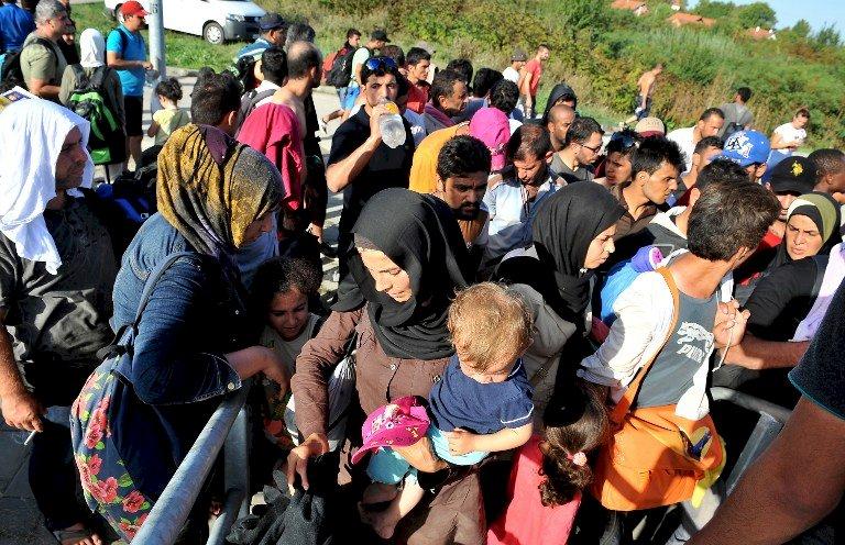伊朗遭美制裁 阿富汗移民大舉奔向歐盟