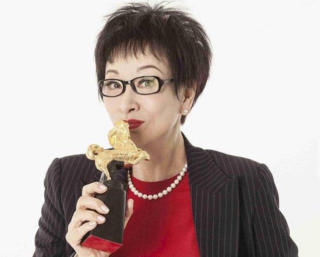 「俠女」徐楓榮獲第54屆金馬終身成就獎
