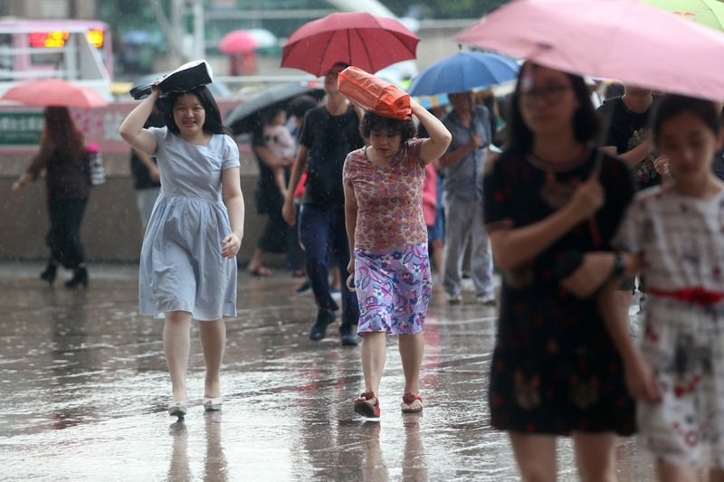 泰利颱風陸警機率低 北台留意豪雨