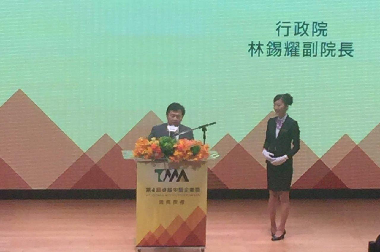 立院8月臨時會 林錫耀:決心通過前瞻預算