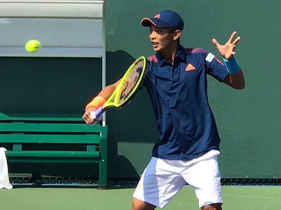 盧彥勳對手退賽 成都網球挑戰賽進4強