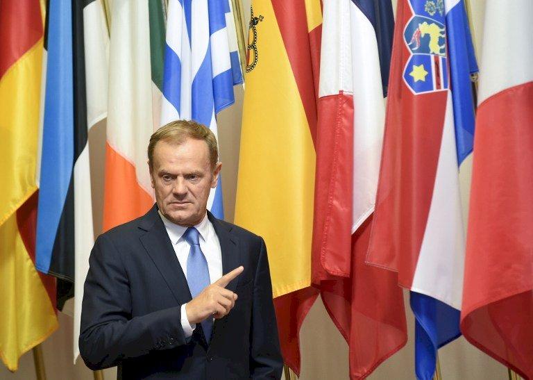 圖斯克:歐盟準備對北韓加強制裁